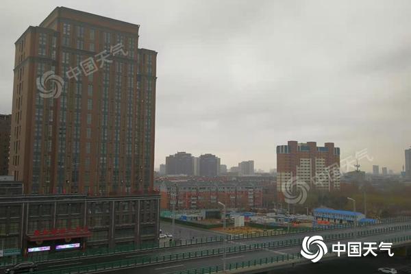 今天内蒙古雨雪天气重新发展 东部地区的局部阵风可以达到7级