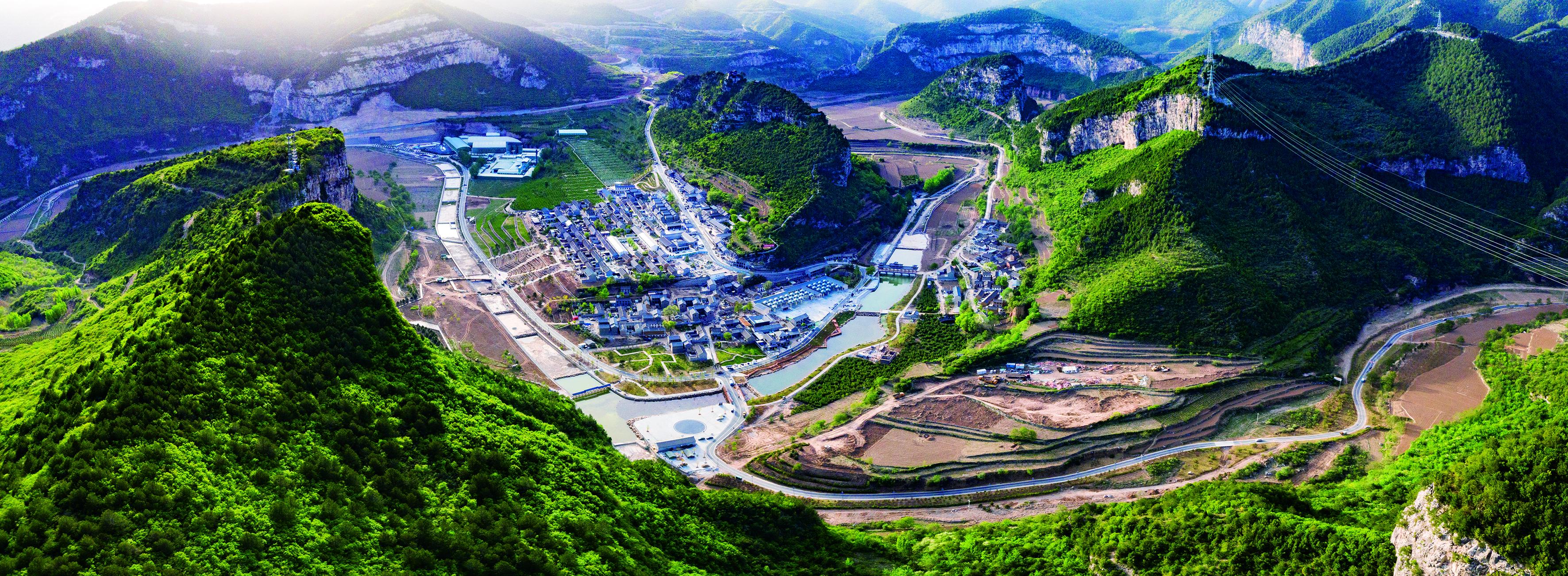 """山西晋城:""""百村百院""""蹚出文旅康养产业新路径"""
