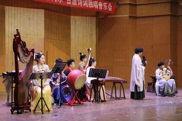 听完新疆首例古谱诗词独唱音乐会,就明白华夏之声有多高雅了