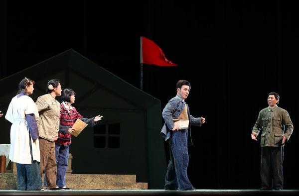 豫剧《焦裕禄》在京上演