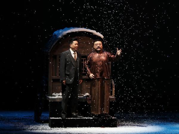 上海歌剧院原创歌剧《晨钟》登陆国家大剧院