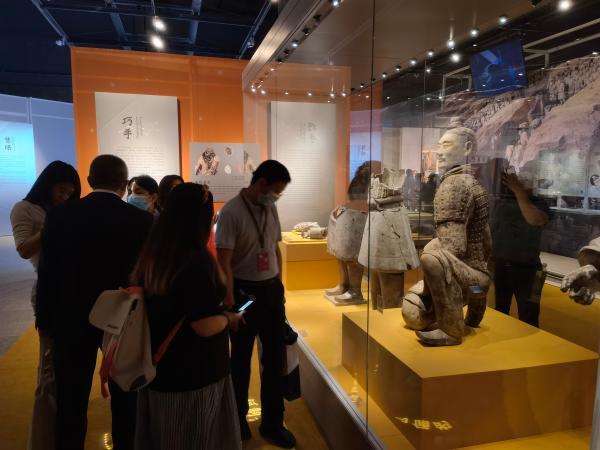 走进首博,为观众打开时空之门,踏上博物馆奇妙之旅