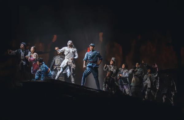 93天28城,西安原创儿童剧《火印》全国巡演圆满收官