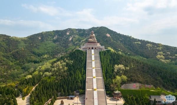 山东龙口唯一5A景区 自然和人文景致多样 拥有世界最大锡青铜坐佛