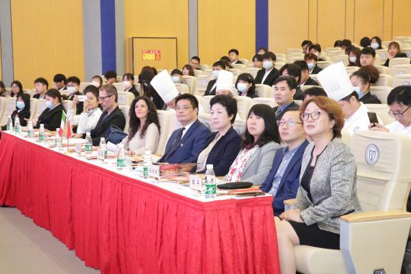 """促进中意美食文化交流,""""意大利烹饪教育项目"""" 在南京旅游职业学院开展"""