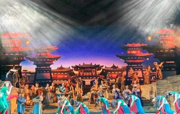 原创舞蹈诗剧《天下大同》亮相国家大剧院