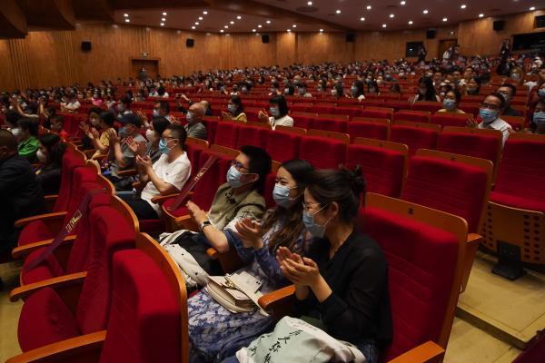 话剧《十字街头》揭幕北京大学·国家大剧院艺术周