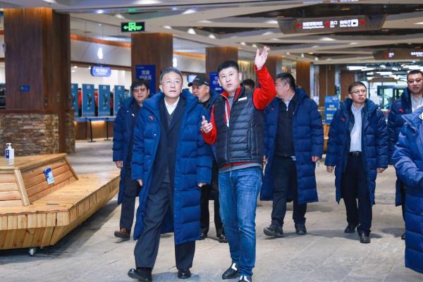 融创文旅与哈尔滨体育学院达成校企合作 共育冰雪产业人才