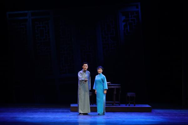 北京曲剧走进北京大学