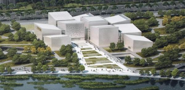 苏州博物馆西馆即将建成开放
