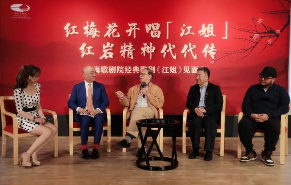 上海歌剧院歌剧保留剧目《江姐》首唱国家大剧院