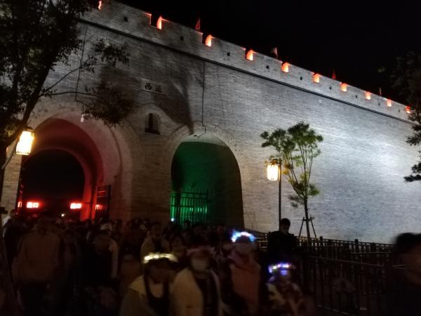 经过八年修复,山西太原古县城正式开门迎客