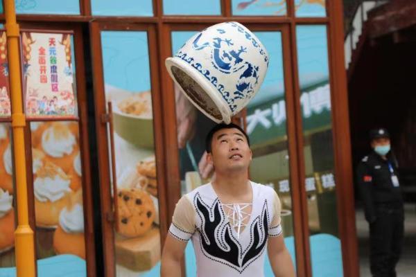 河北省级旅游度假区迁安天元谷正式开园