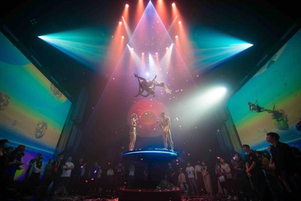 《经海山》:一部连接传统与现代、打破传统观剧模式的戏剧