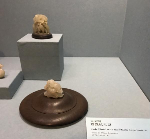 看见文物 | 你知道元朝男子身份的象征是什么吗?