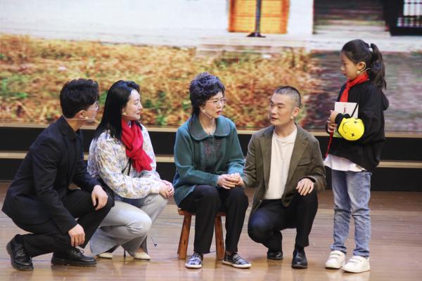 安徽宣城:艺术化宣讲大赛鲜活生动