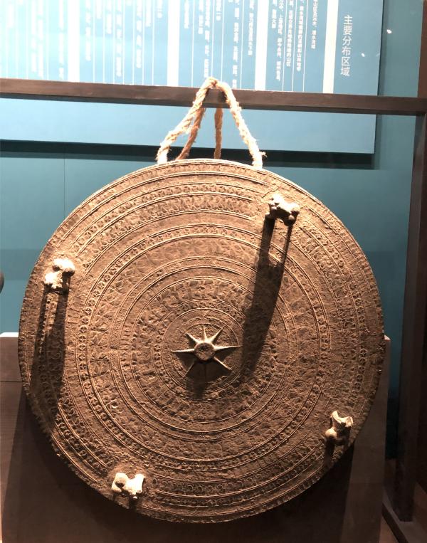 看见文物|古代铜鼓用于什么场合?