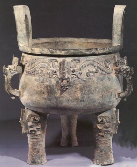 看见文物 | 你知道西周铜鼎中最大最重的圆鼎是哪一件吗?