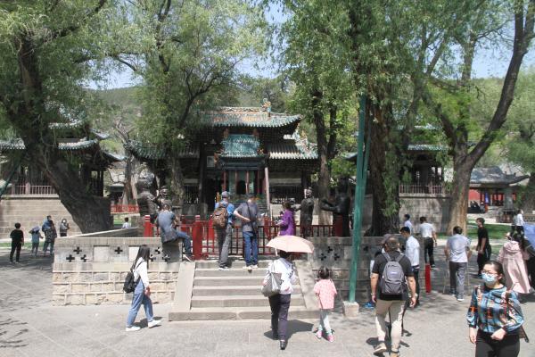 """山西省文化和旅游厅专项督导全省""""五一""""假期文旅市场"""