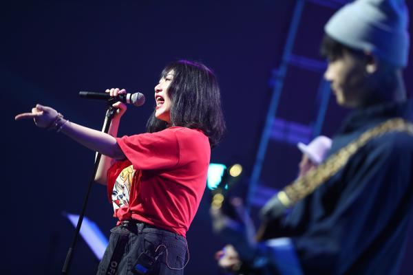 """2021北京潮流音乐节唱响""""五一""""假日"""