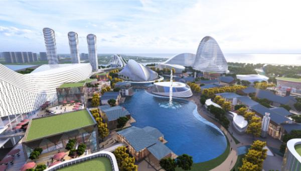 江苏南通签约融创长江未来城项目 计划总投资130亿元