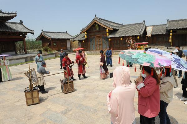 《水浒传》故乡:文化旅游项目瞄准产业蓝海