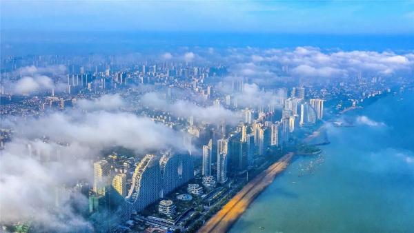 广西北海优化营商环境推动文旅产业蓬勃发展