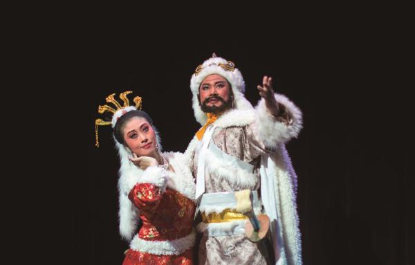 百城百艺 非遗名录 | 全国唯一的满族戏曲剧种