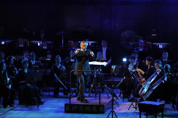 谭盾携手长沙交响乐团赴上海演奏《武侠三部曲》