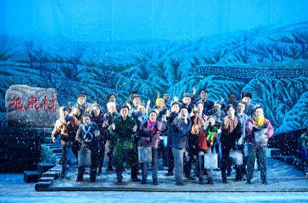 山西省歌舞剧院将开展公益展演 庆祝党的百年华诞