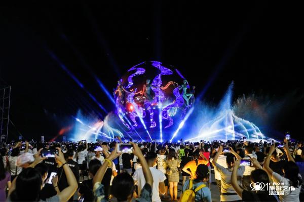 2021年广西文博旅游艺术活动周盛宴开启