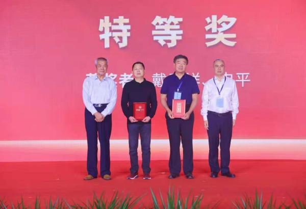 第七届武陵国际微小说节颁发的三项大奖是什么?