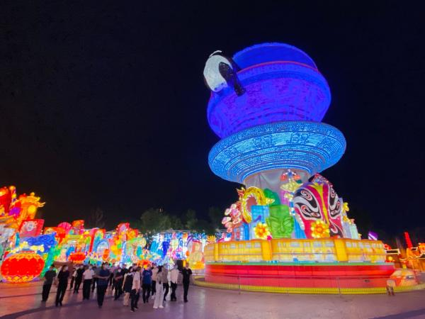 """自贡大安:""""天下第一灯""""推出""""六一""""儿童节专属福利"""