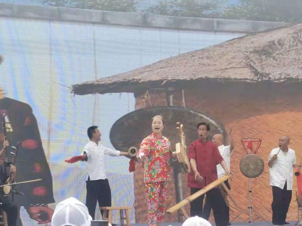 """""""文化和自然遗产日""""陕西主会场活动在渭南举办"""