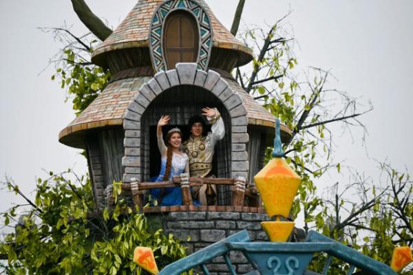 """实景音乐魔幻剧《魔法公主》带小朋友们欢乐过""""六一"""""""