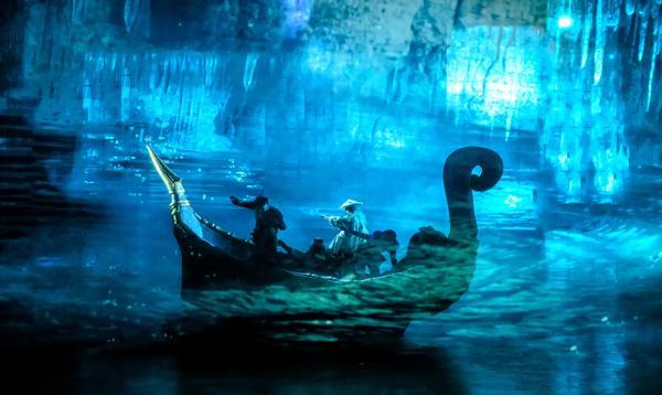 浸没式冒险秀《亚丁密码》,开启香巴拉奇妙探险之旅