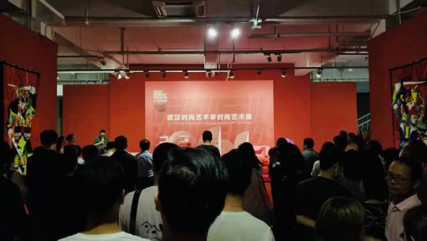 讲述中国故事!400余件时尚艺术作品在武汉展出