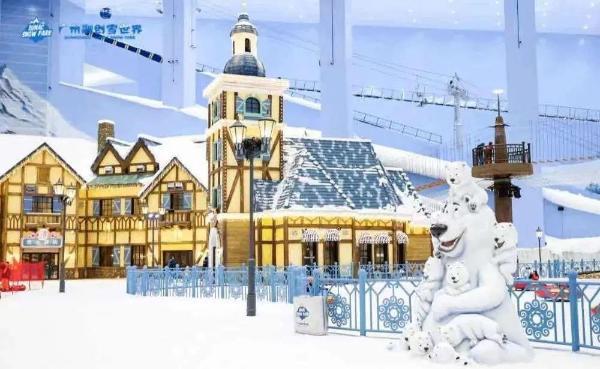 融创文旅落子近20座雪世界 室内雪场真的好做吗?
