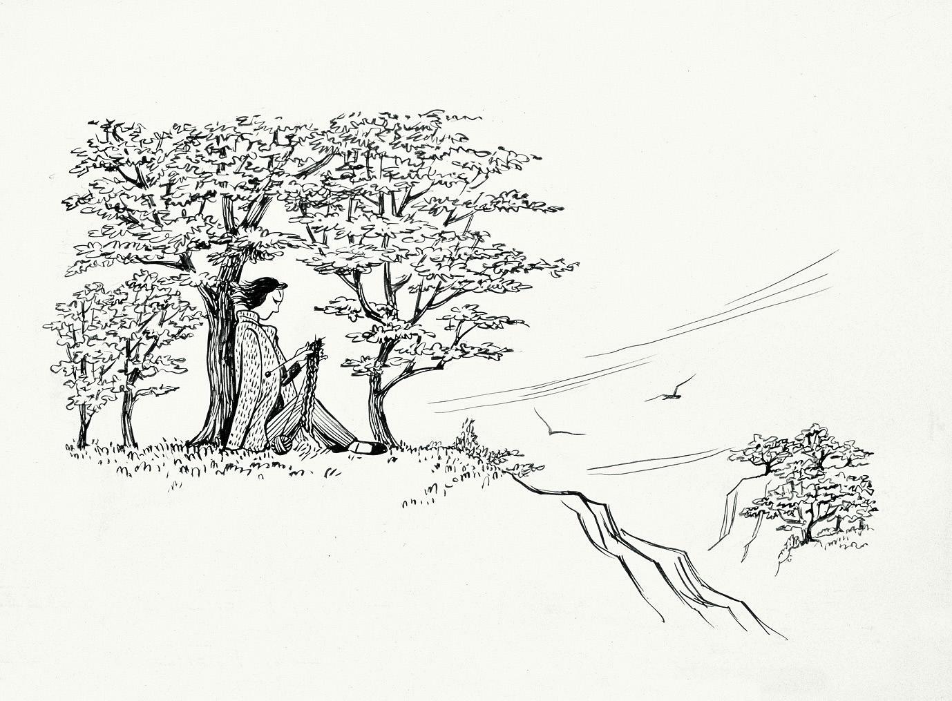 """深圳美术馆馆藏丁聪《东江百日杂忆》组画暨专题美术作品展""""将展出"""