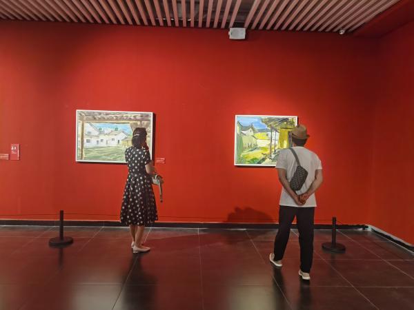 全国油画名家的作品展,不得不看!