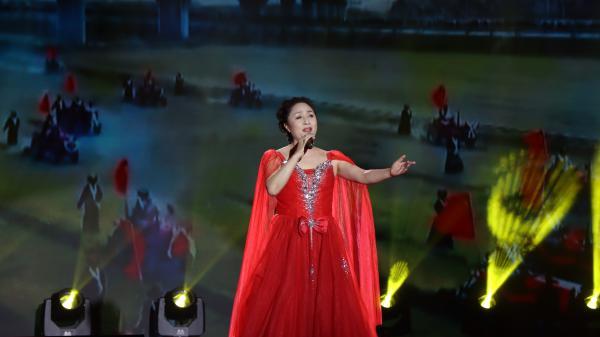 第十届陕西省残疾人艺术汇演西安举办