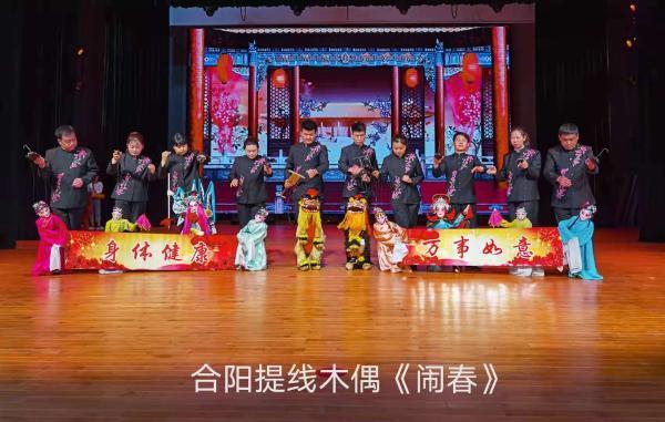 2021年陕西省第四届非遗传承人绝活才艺展示精彩纷呈