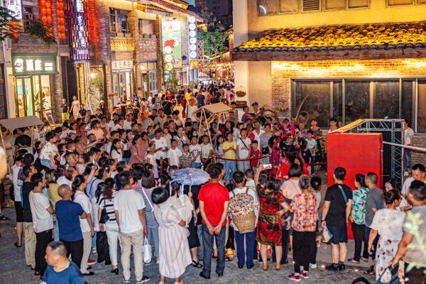端午节假期接待游客638万人次的重庆,你去了吗?