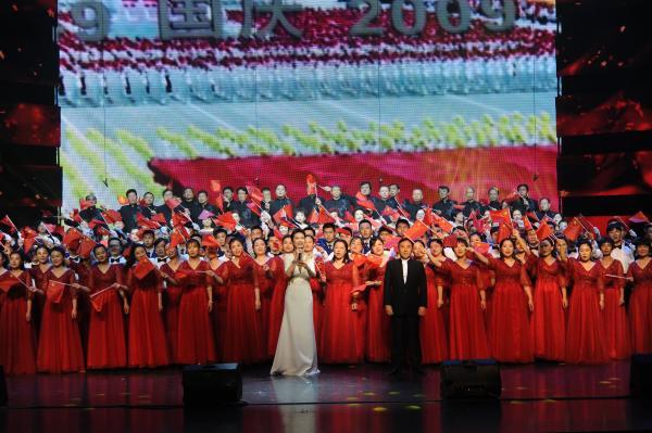 热在基层,山东今年最大规模群众合唱展演庆祝建党百年