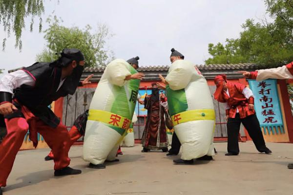 """端午节,这五大景区的民俗活动如何""""不俗""""?"""