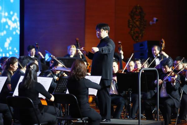 北京交响乐团启幕经开区第十三届文化艺术节