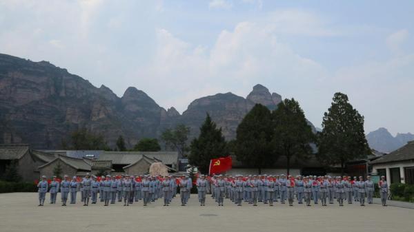 山西晋中庆祝中国共产党成立100周年活动高潮迭起