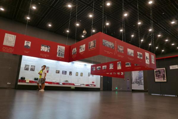"""百张老照片讲述广州红色史迹的""""前世今生"""""""