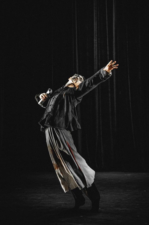 舞蹈剧目创作传承红色基因