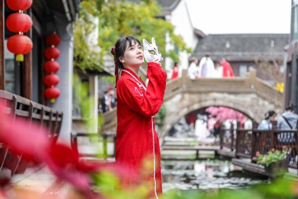 西塘网红酒店获金马荣耀,国风穿越而来